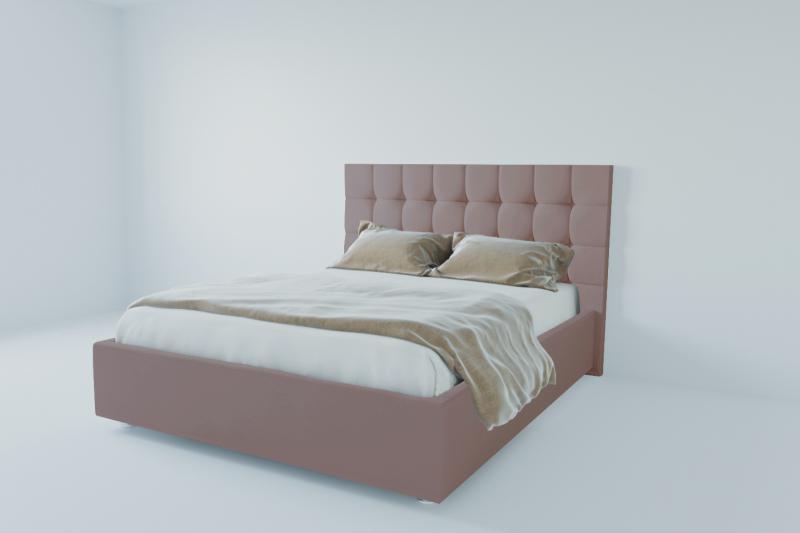 Мягкая интерьерная кровать